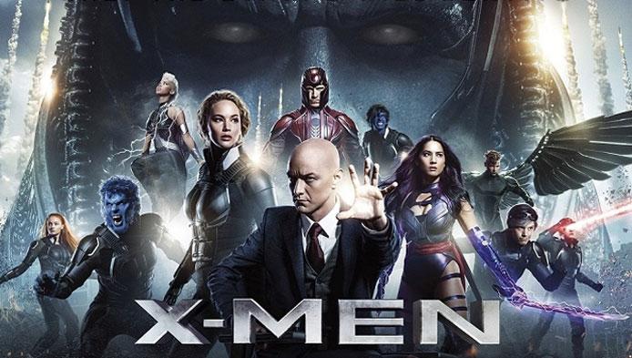 Ce personaj din filmul X-Men esti?