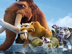 Stii animalele din Ice Age?
