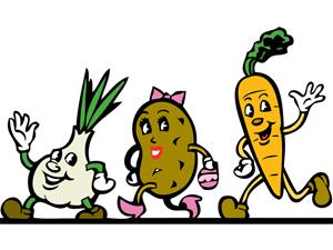 Recunoaste legumele haioase!