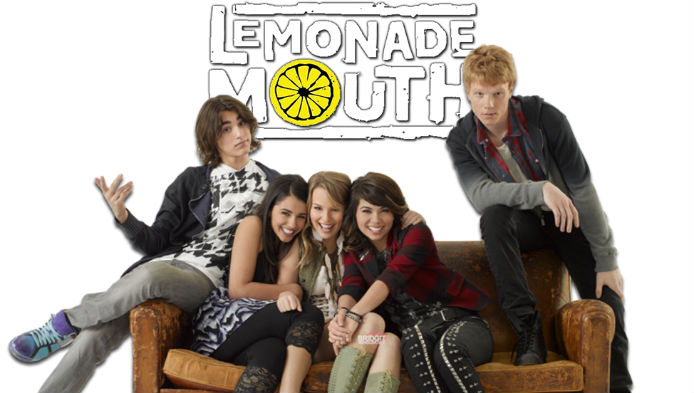 Lemonade Mouth test