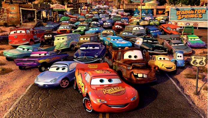 Testul Cars