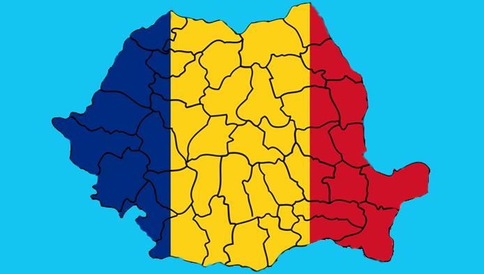 Test cu judetele din Romania