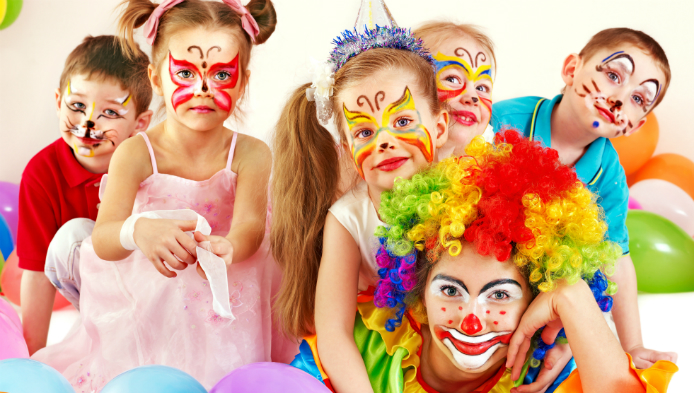 Ti-e frica de clowni?