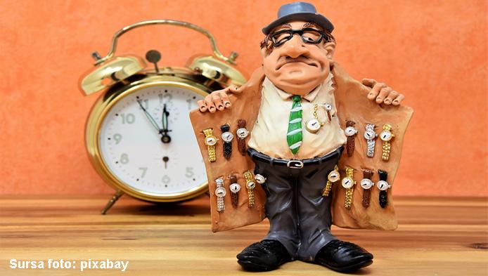 Ce ceas ti s-ar potrivi?