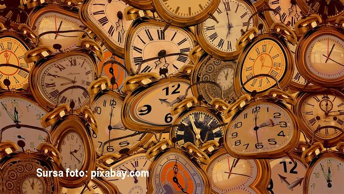 Cat la suta esti dependent de ceas?