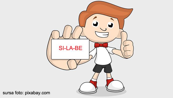 Cum desparti cuvantul in silabe?