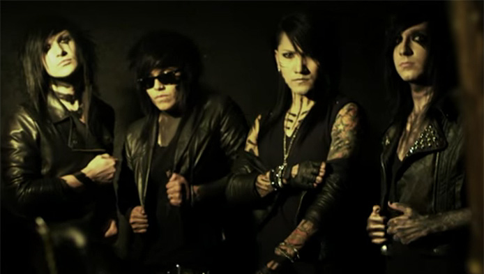 Testul Black Veil Brides