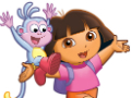 Dora the Explorer Test