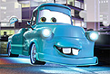 Testul masinilor din Cars