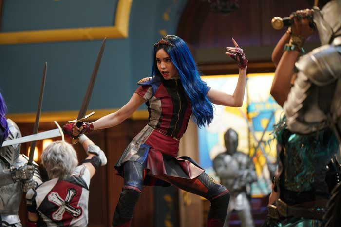 Sofia Carson o interpreteaza pe Evie in Descendentii 3