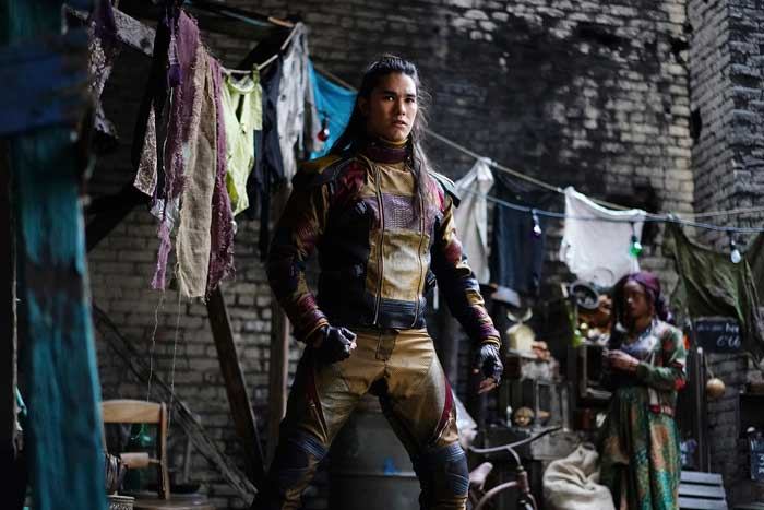 Booboo Stewart il interpreteaza pe Jay in Descendentii 3