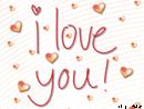 Te iubesc - Trimite felicitare