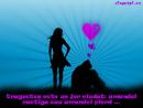 Dragostea e un joc ciudat - Trimite felicitare