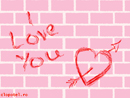 I love you - Trimite felicitare