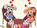 Desenata de Toy - Trimite felicitare