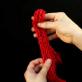 Cum sa tricotezi cu degetele de la mana