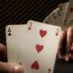 Truc istet cu carti de joc