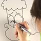 Cum sa-l desenezi pe Aurel de pe Clopotel