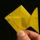 Cum se face un peste origami