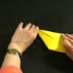 Cum sa faci o girafa origami