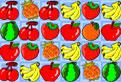 Test usor cu fructe