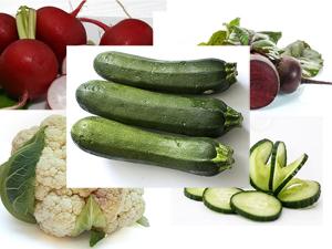Test la engleza despre legume