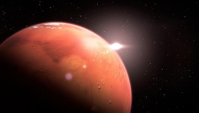 Test de cultura generala: Marte