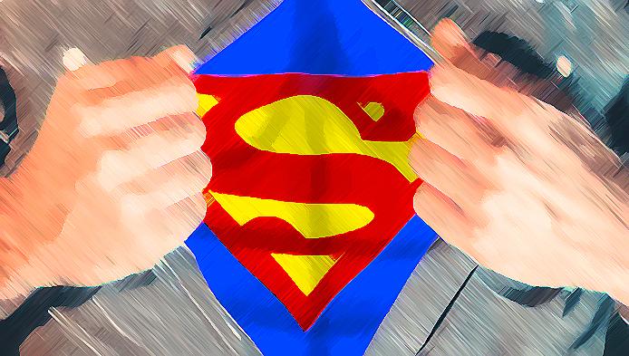 Cine este supereroul?