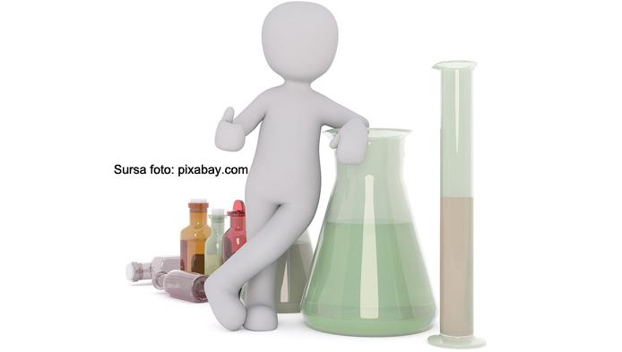 Test usor la chimie