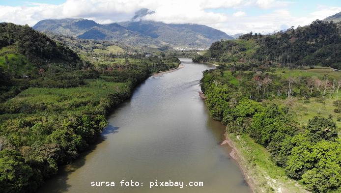 Cele mai lungi fluvii