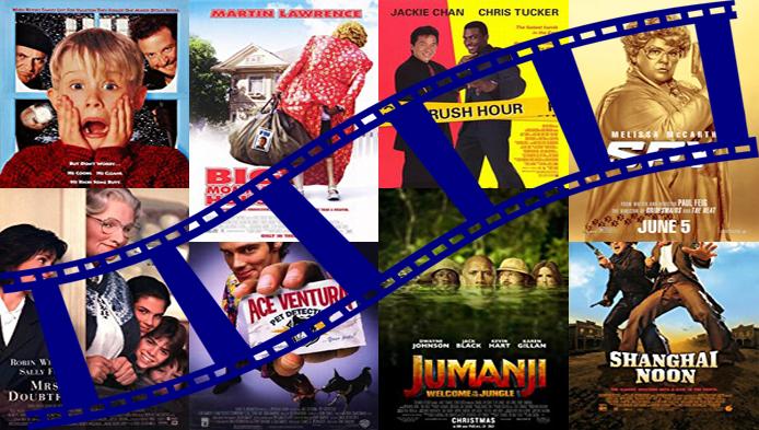 Din ce film de comedie esti?