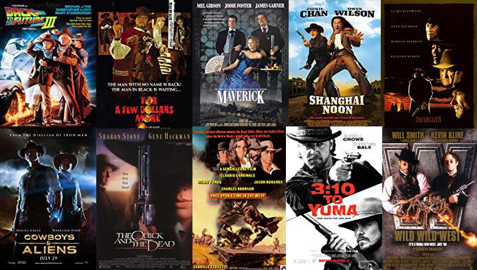 Din ce film western esti?