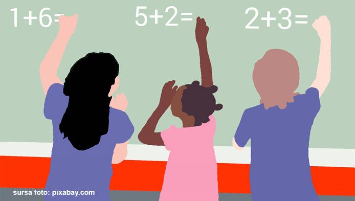 Test de clasa a 3-a la matematica