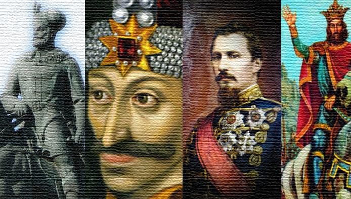 Marii domnitori ai Romaniei