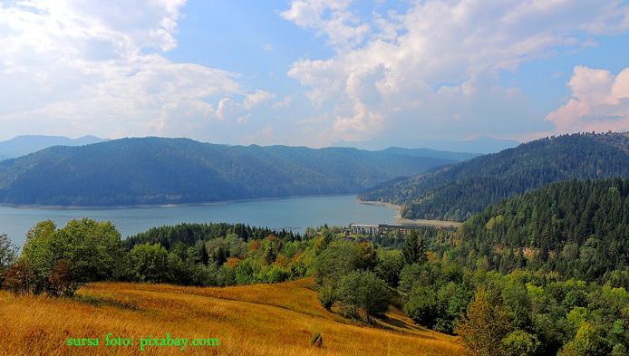 Test cu lacurile Romaniei