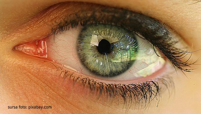 Ce stii despre ochiul uman?