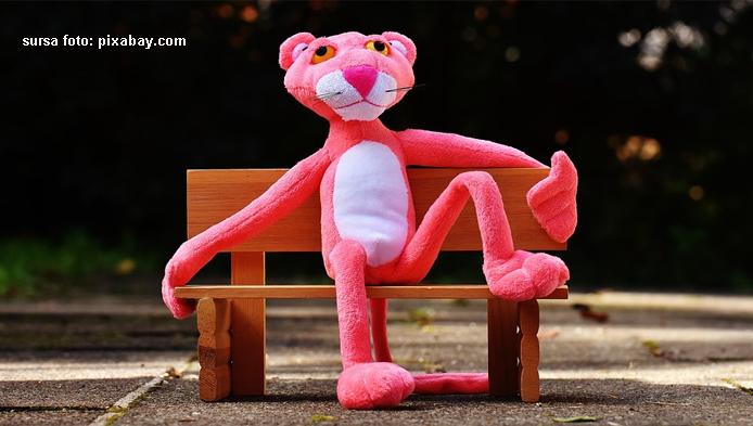 Ce stii despre Pantera Roz?