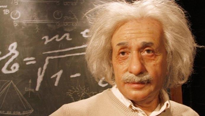 Test de cultura generala: Albert Einstein