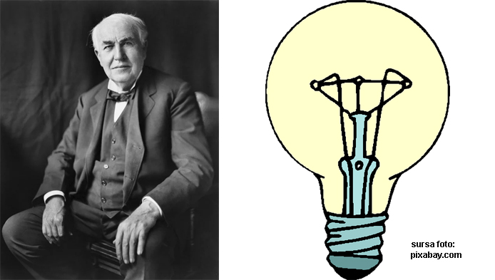 Test de cultura generala: Thomas Edison