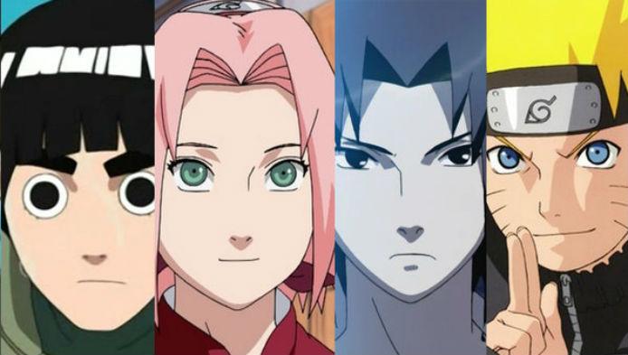 Cu ce personaj din Naruto te asemeni?