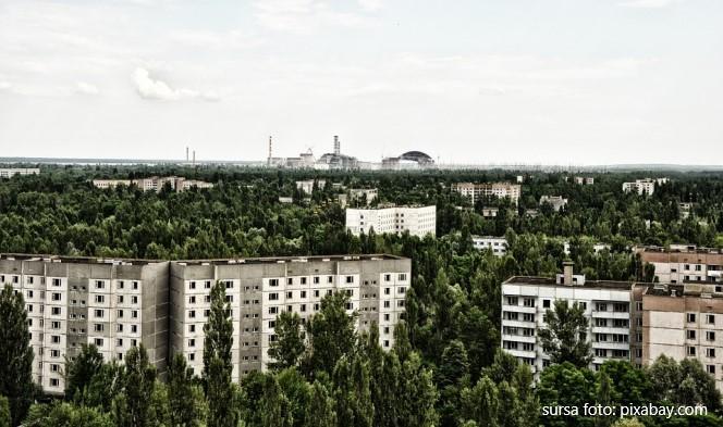 Ce stii despre accidentul nuclear de la Cernobil?