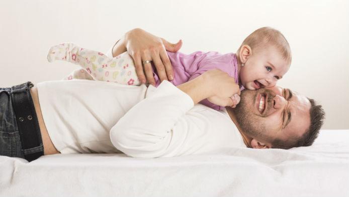 O sa fii un tata bun?