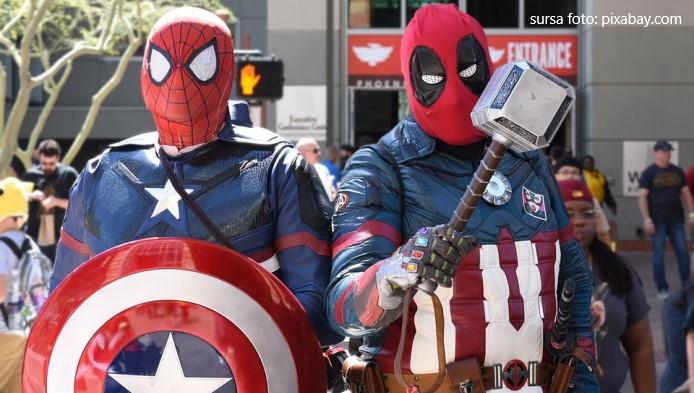 Din ce film cu supereroi Marvel esti?