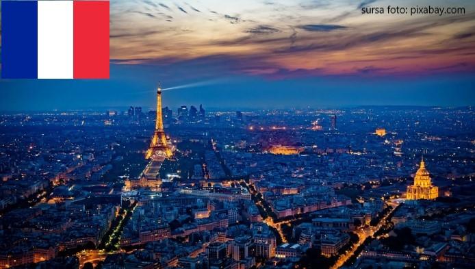 Ce stii despre Franta?