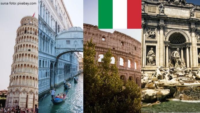Ce stii despre Italia?