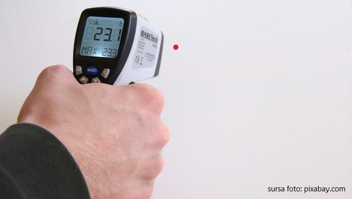Test de cultura generala: Termometru