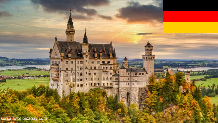 Ce stii despre Germania?