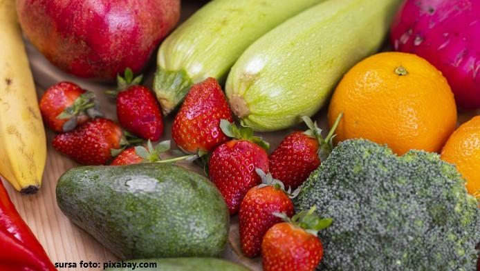 Testul curiozitatilor despre fructe si legume