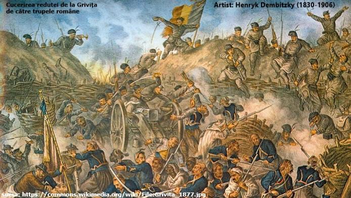 Ce stii despre Razboiul de Independenta al Romaniei?