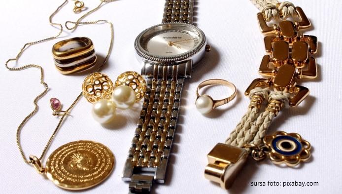Testul bijuteriilor